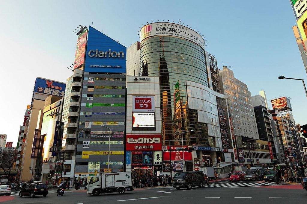 18 Tempat Belanja Terbaik Di Shibuya Tokyo Jepang Untuk Anda Ketahui